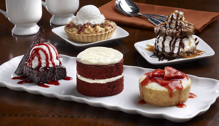 Desserts Menu Clancy S Bar And Restaurant